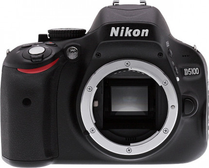 Test Nikon D5100