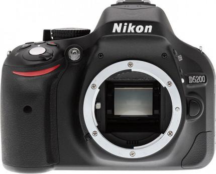 Test Nikon D5200