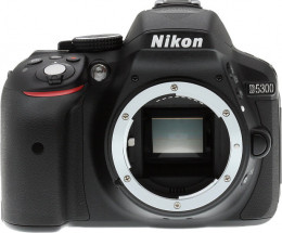 Test Nikon D5300