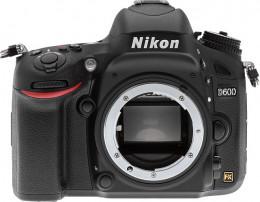 Test Nikon D600