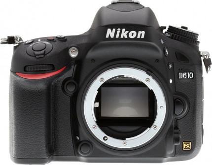 Test Nikon D610