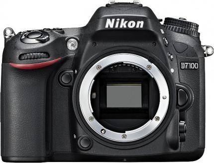 Test Nikon D7100