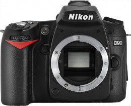 Test Nikon D90